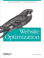 buy website optimization secrets book cover